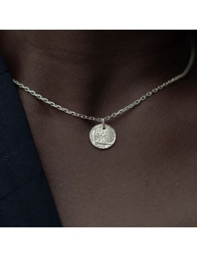 Collier Eate argent 925